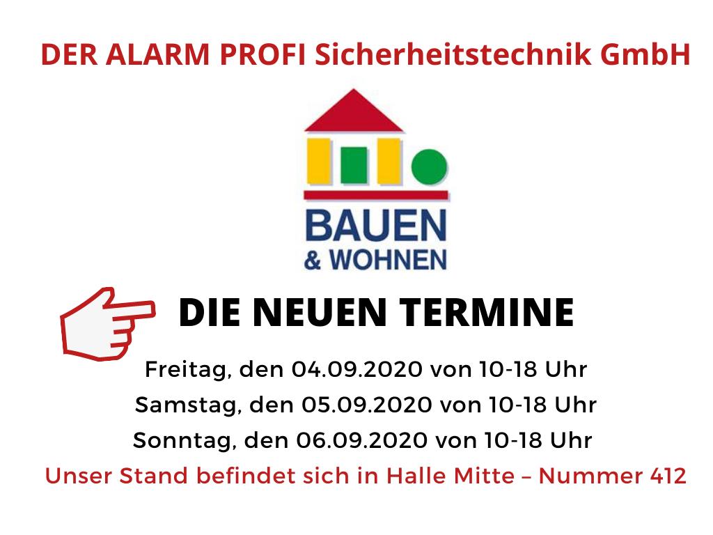 Bauen & Wohnen Messe im Münsterland